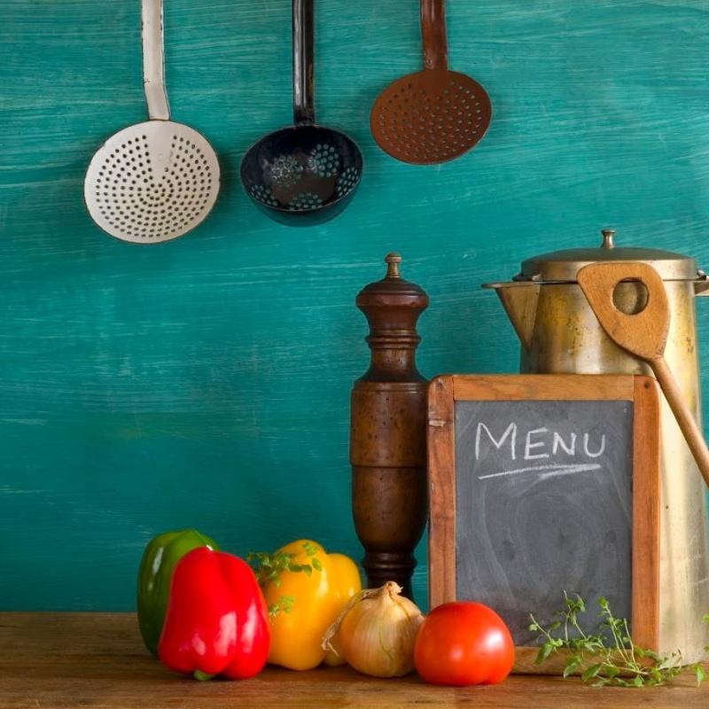 Menú del día: Servicios de Restaurante El Palmito