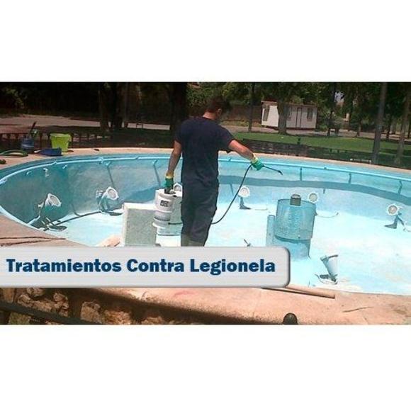 Control de Legionella: CATÁLOGO de AR-Plagas