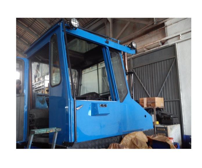 Acristalamiento maquinaria pesada: Servicios de Vidriokar