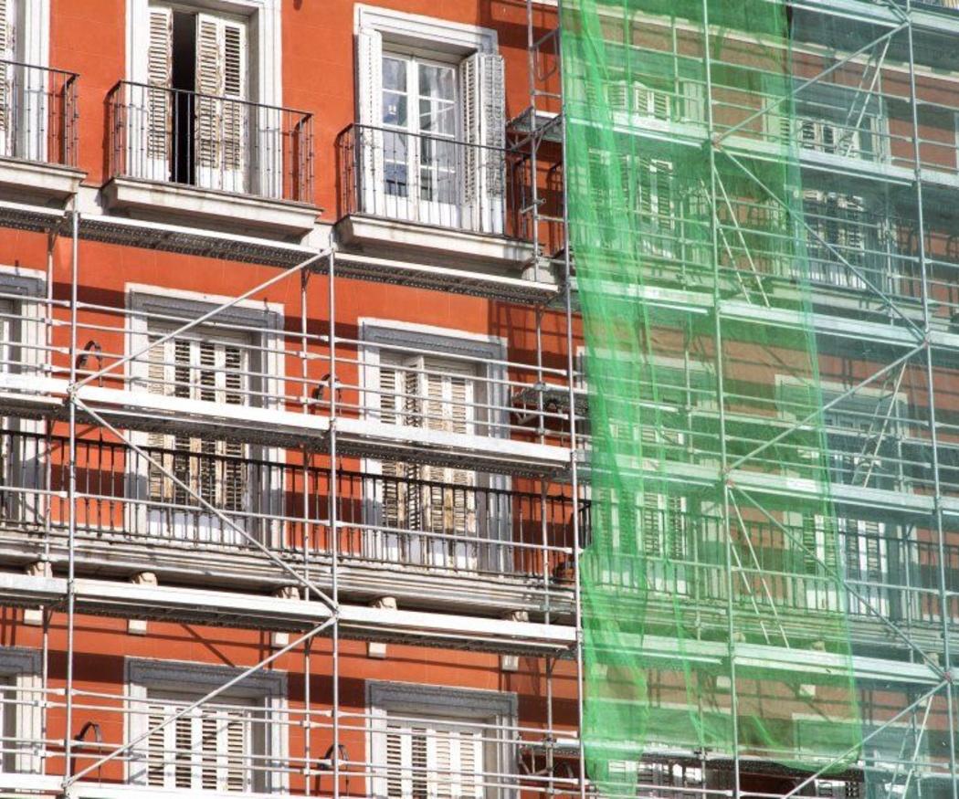 Rehabilitación de fachadas y sostenibilidad