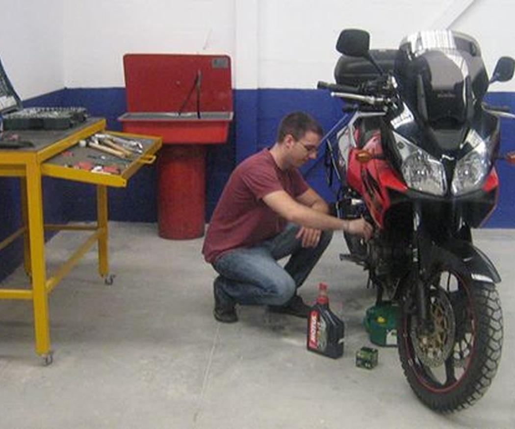 ¿Cuáles son las averías más frecuentes en una moto?