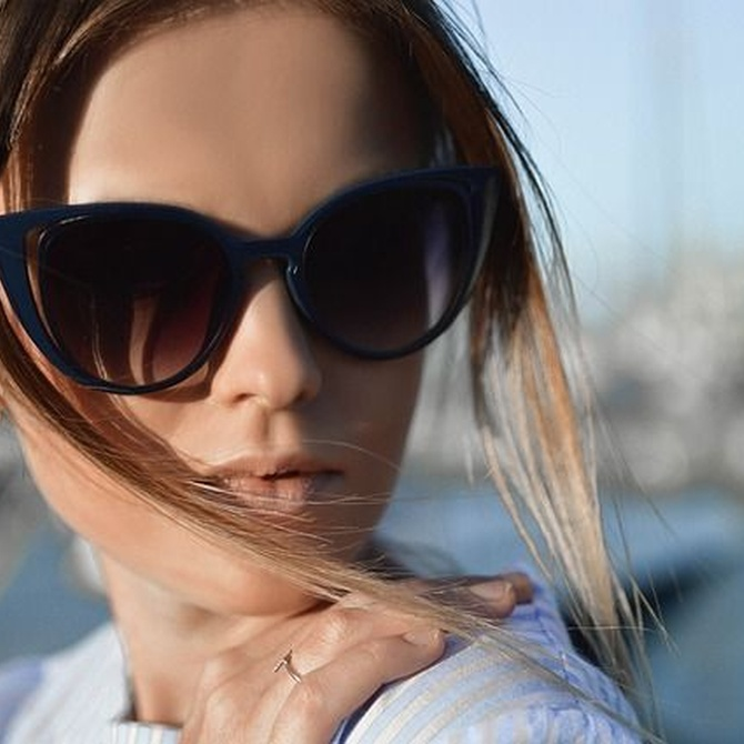 Por qué no has de comprar las gafas de sol en puestos callejeros