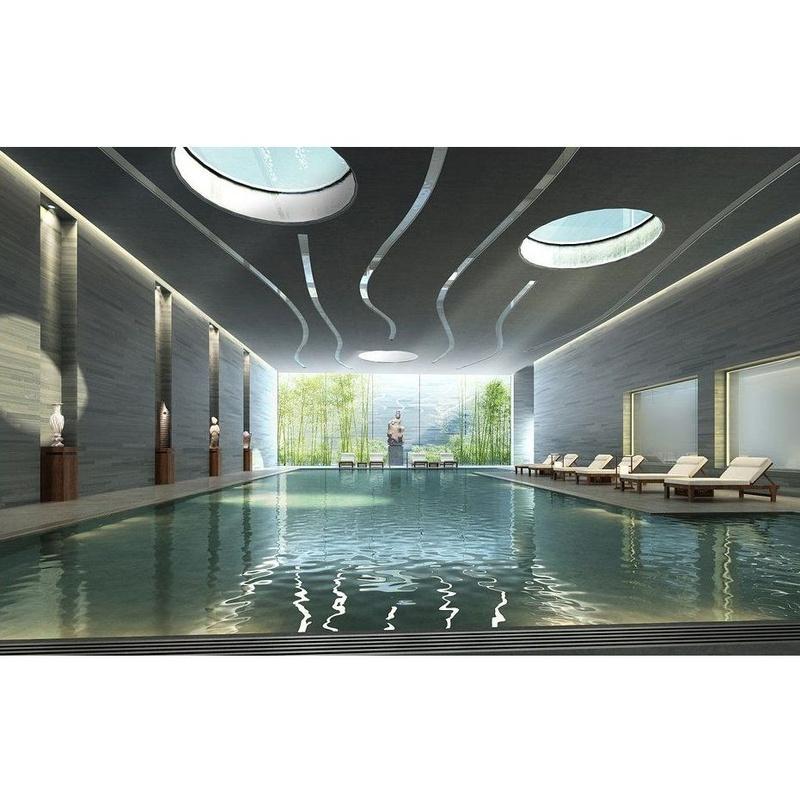 Proyectos para piscinas: Servicios  de Arquitectura e Ingeniería Planta Gráfica Estudio
