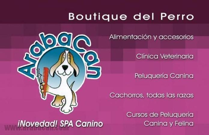 Spa para animales / Arabacan Spa para animales Vitoria