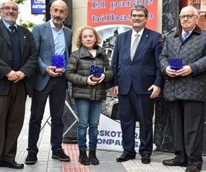López Oleaga, Premio Paraje bilbaíno