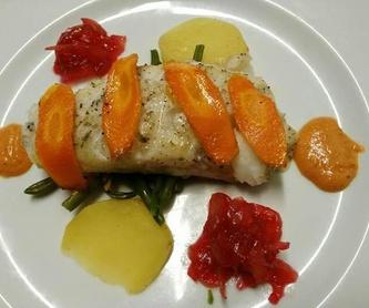 Chuletones a la piedra: Carta de Brasería Marc Restaurant