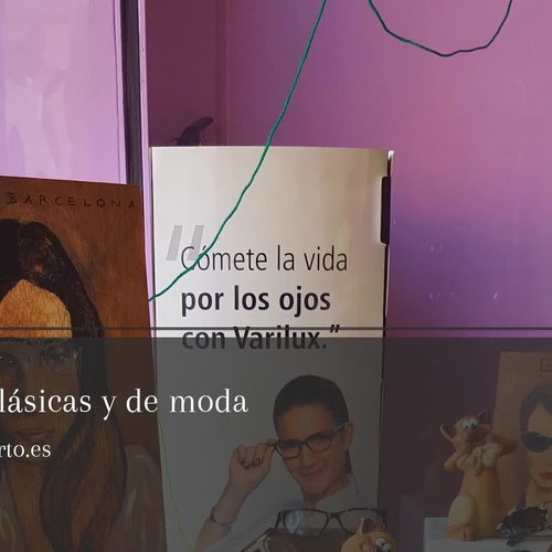 Gafas progresivas en Bilbao