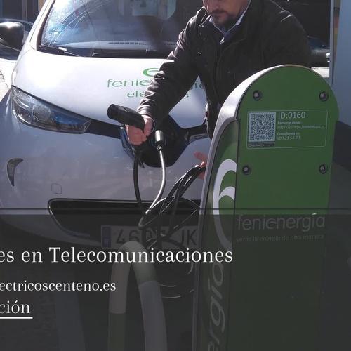 Instalaciones de telecomunicaciones en Jaén | Montajes Eléctricos Centeno