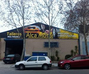 Alca Motor en San Sebastián de los Reyes