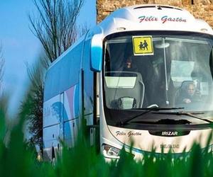 Autocares de lujo en Pamplona