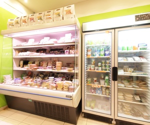 Productos orgánicos refrigerados Biorganic Ibiza