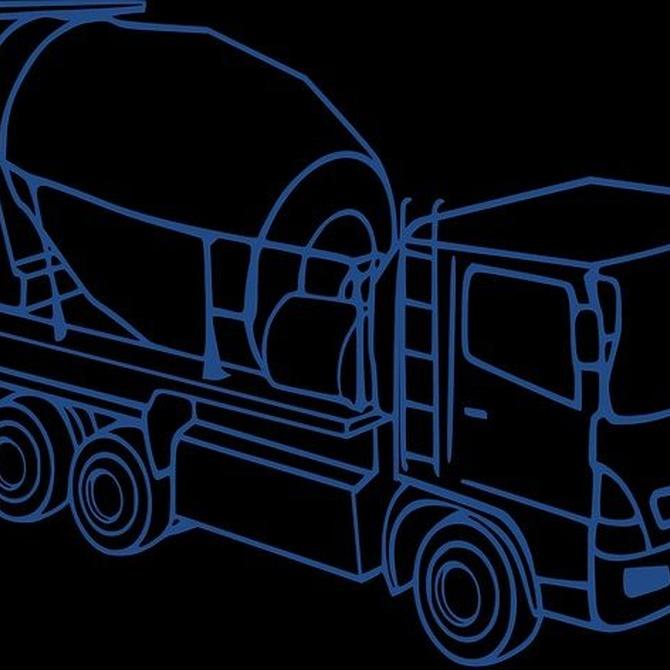 Riesgos a evitar a la hora de trabajar con un camión hormigonera