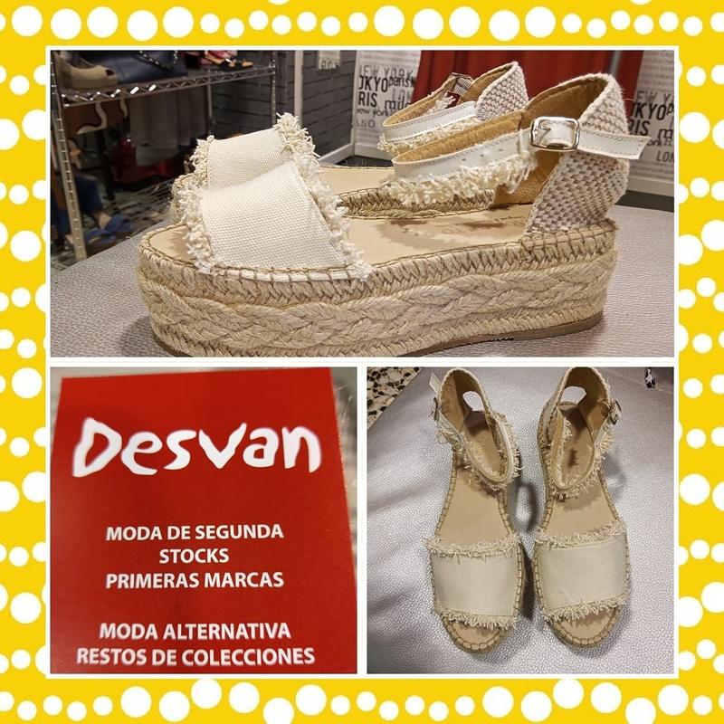Sandalias de plataforma: Catálogo de Desván Moda Segunda Mano