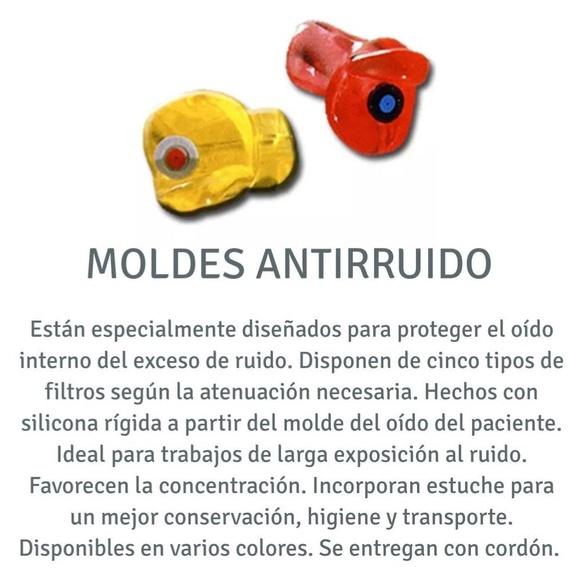 Moldes Antirruido : Productos    de Audítus