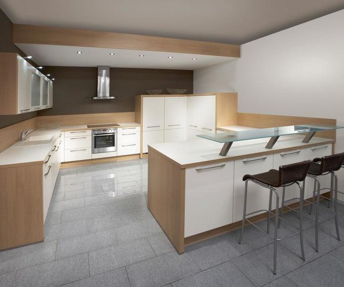 Muebles de cocina: Catálogo de Fábrica de Cocinas Kunchen
