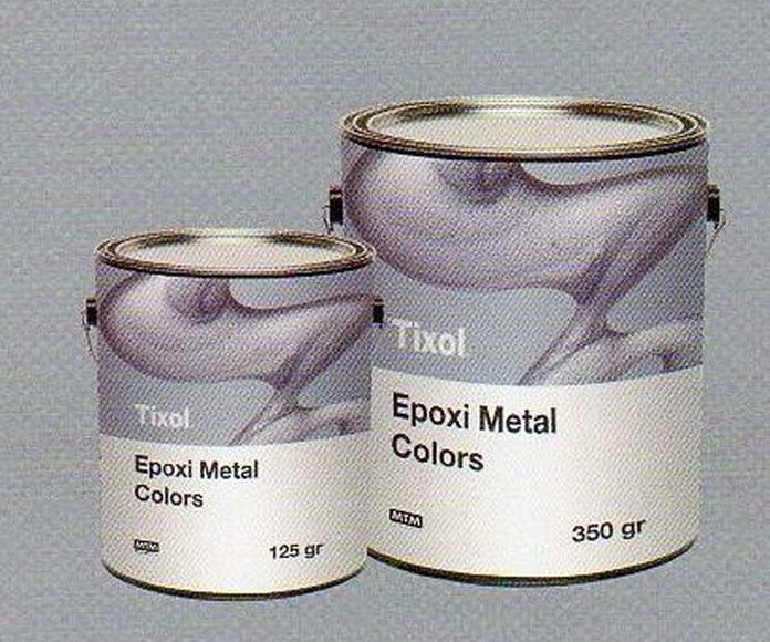 Epoxi Metal Colors