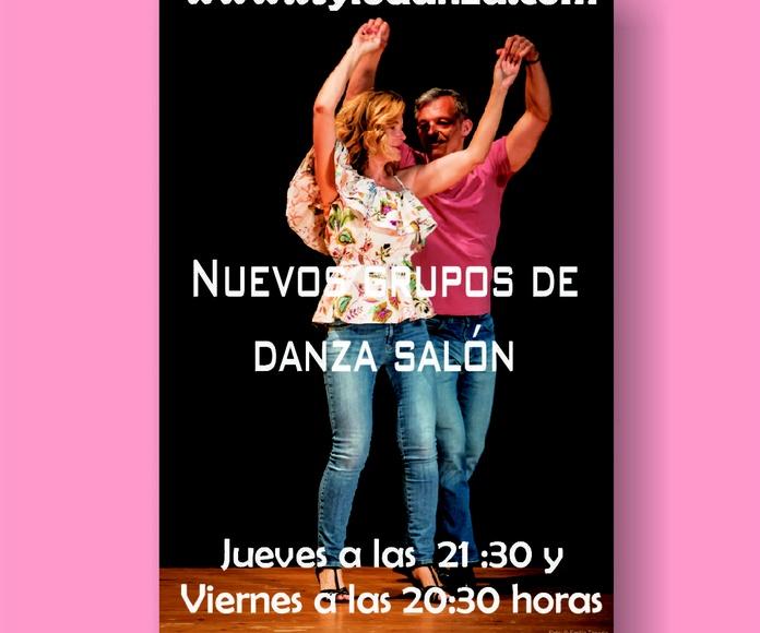 Clases de Danza Salón