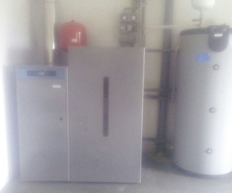 Aerotermia y geotermia : Servicios de Fontanería Luyando