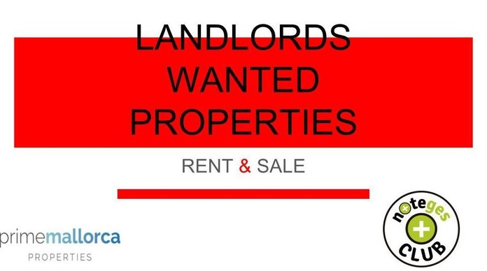 LANDLORDS WANTED PROPERTIES IN NORTHERN MALLORCA