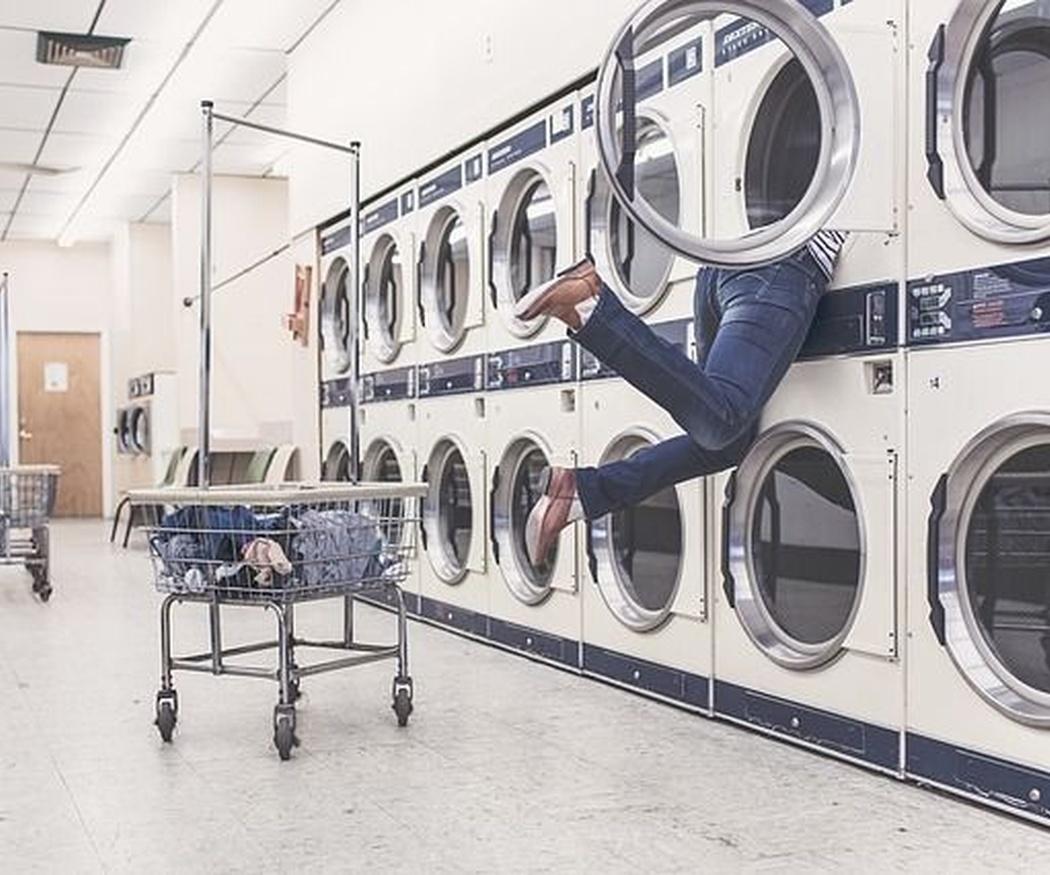 La historia de las lavadoras