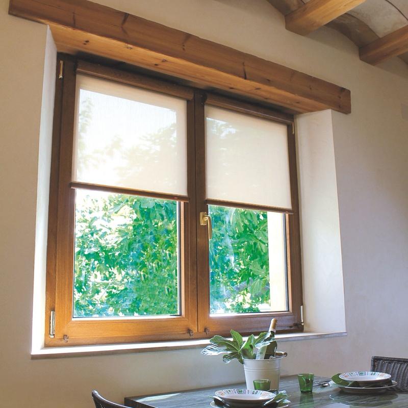 Estor Glass: Catálogo de cortinas y estores de Decotex Siglo XXI