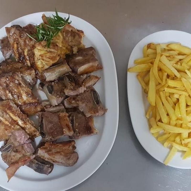 Carnes: Nuestra Carta de Restaurante Remy