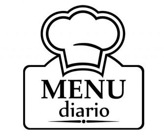 Menú especial: Cocina mediterránea de Arrosseria