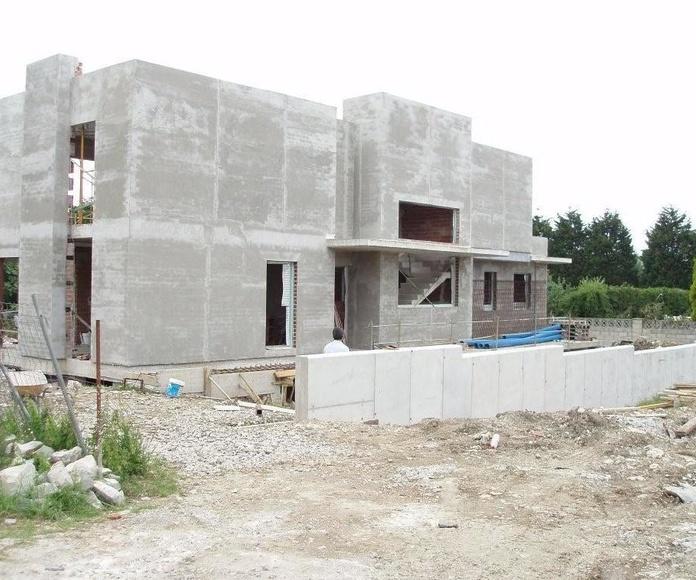 Chalets: Servicios  de Thisan Construcciones y Reformas