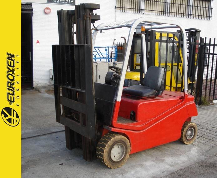 Carretilla eléctrica BT Nº 6178: Productos y servicios de Comercial Euroyen, S. L.