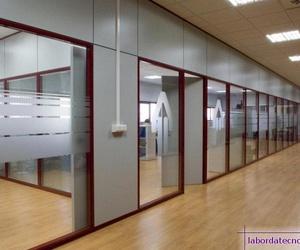 Todos los productos y servicios de Carpintería de aluminio, metálica y PVC: Laborda Tecnología del Aluminio, S.L.