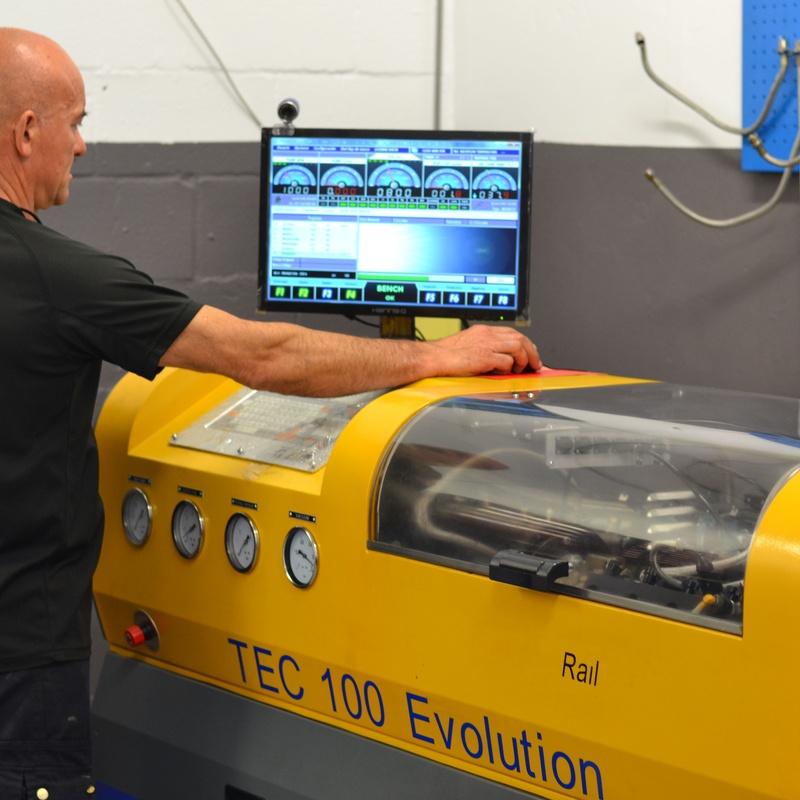 Reparación de inyectores y bombas inyectoras: Servicios de Turbo Inyección Corega