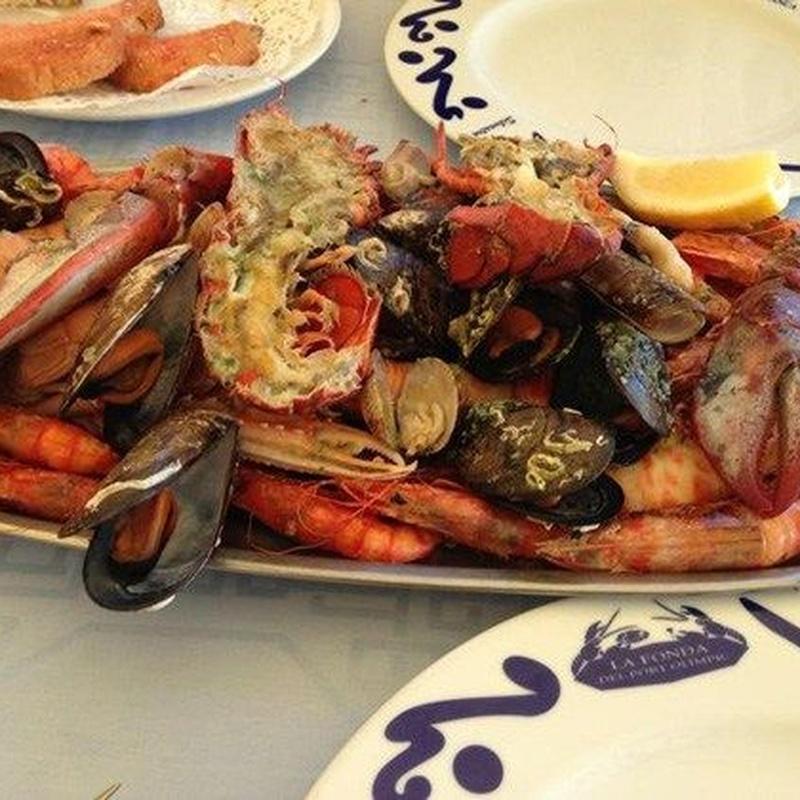 Restaurante Salamanca. Menú 8: Menús restaurantes de Grupo Silvestre