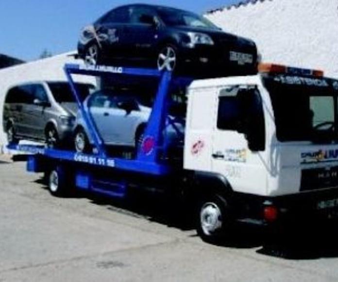 Servicio de grúas Valencia