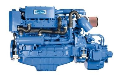 Venta de motores marinos Solé Diésel
