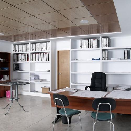 Aislamientos térmicos y acústicos de oficinas en Sevilla