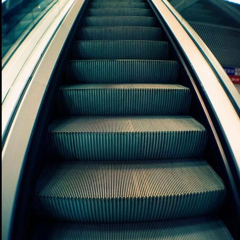 Escaleras mecánicas: Catálogo de MPS Ascensores