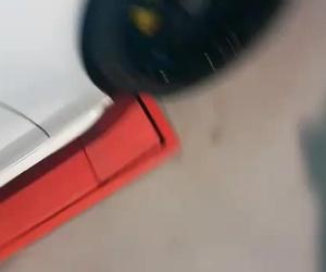 pintado de llantas y pinzas de freno de un Audi A5 S-Line
