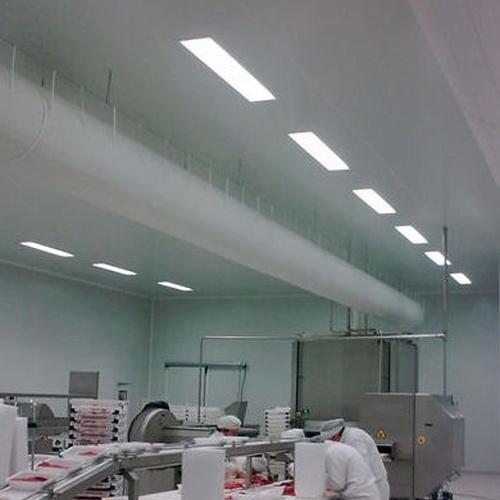 Frío industrial para salas de envasado de alimentación
