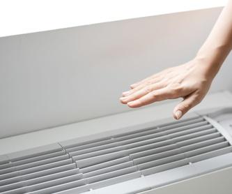 Sistemas de calefacción: Catálogo de Instalaciones y Obras de Galicia S.L