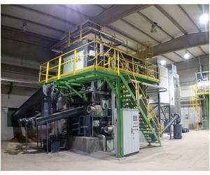 Calderas de biomasa industriales