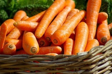 10 Beneficios de las zanahorias