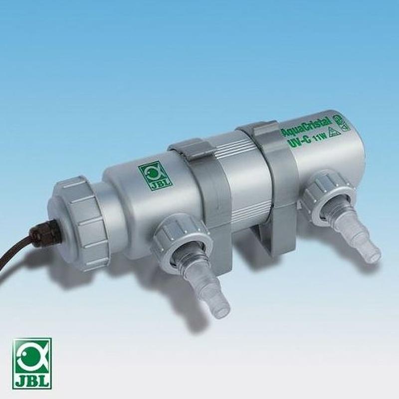 JBL AquaCristal UV-C 11W.
