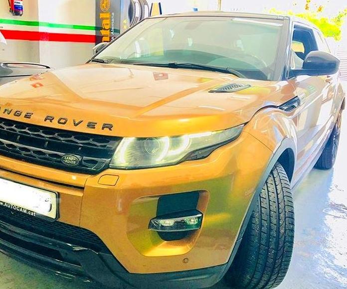 Reparación y venta de neumáticos: Servicios de Auto Taller JMR 2000