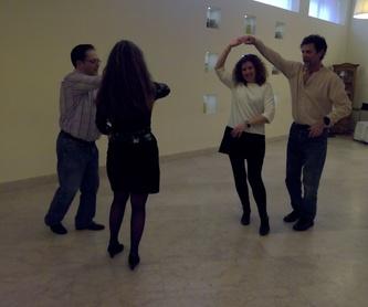 Fiestas de baile: Nuestras Clases de Bailes de Salón Daniel Sáez
