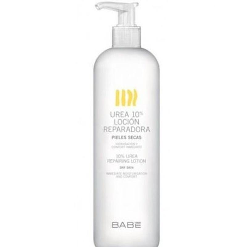 Babe urea 10% locion reparadora pieles secas: Catálogo de Farmacia Las Cuevas-Mª Carmen Leyes