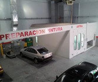 Arquetas de hidrocarburos: Servicios de taller de Talleres Sanburauto