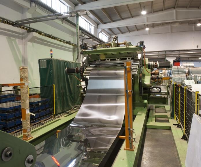 Productos planos: Productos de Steel Strategy