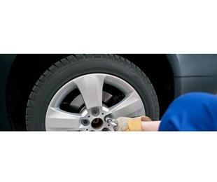 Reparación y sustitución de neumáticos