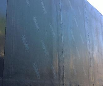 Limpieza de trasteros: Servicios de Impermeabilización Bizkaia