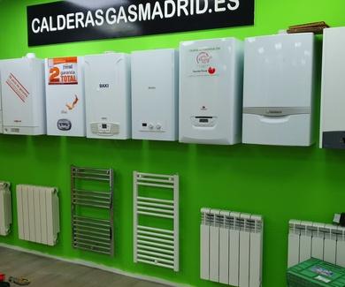 INSTALACION DE CALDERAS DE GAS MADRID